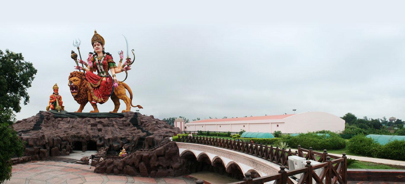 Maa Vaishno Devi Ashram, Vrindavan