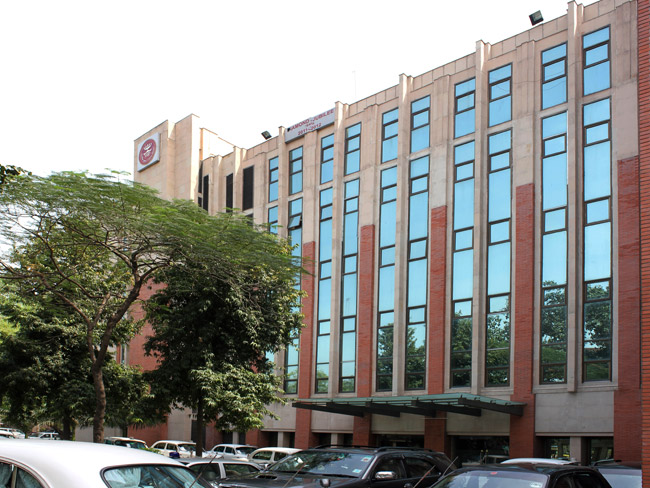 Head Quarter Building ESIC