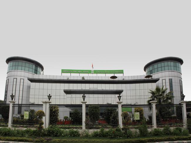 Oriental Bank of Commerce Headquarter Building