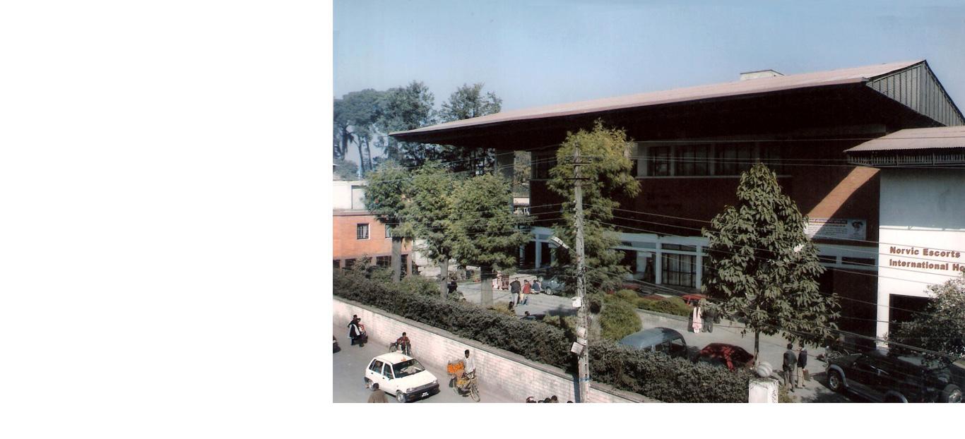 Norvic International Hospital (200 Bedded) | Design Well India