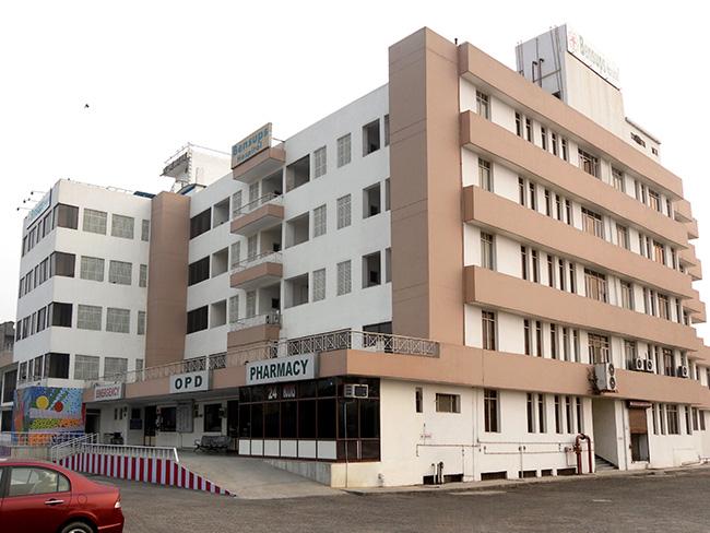 Bensups Hospital (150 Bedded)