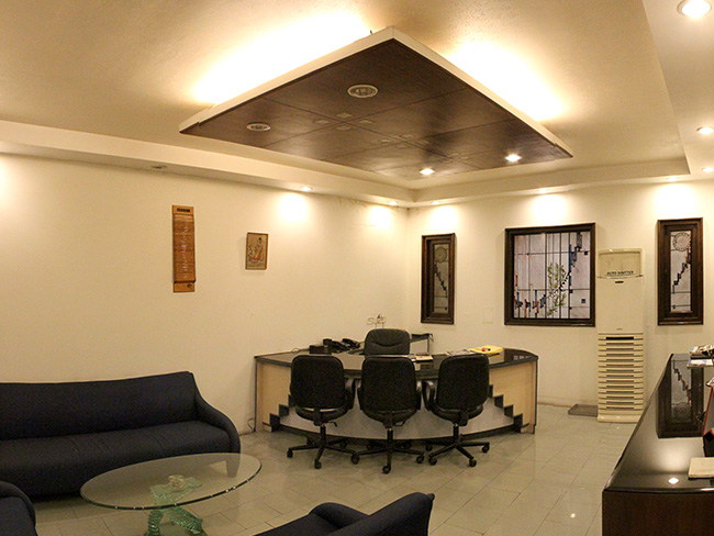 Coil Company Office