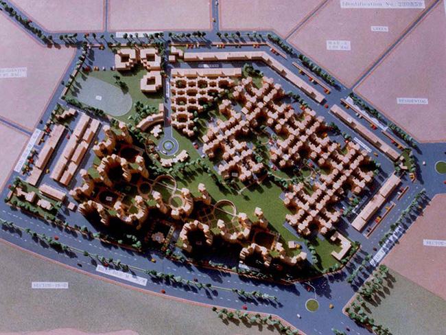 Mega Housing Project Dwarka