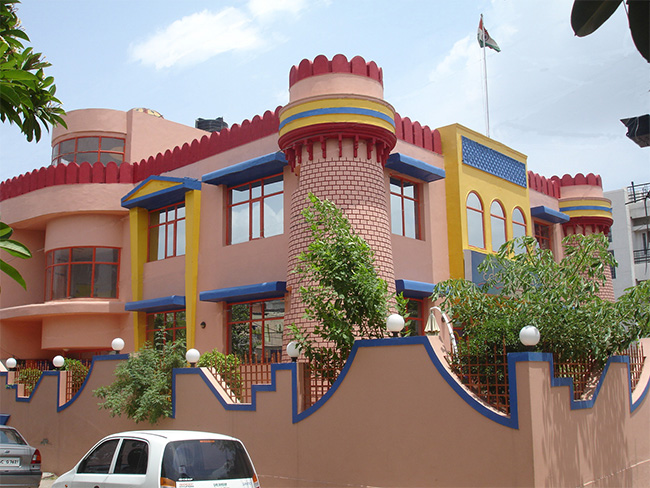 Eden Castle School