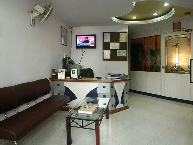 Financial Mall Office
