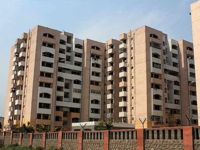 Multi Storeyed HIG Housing
