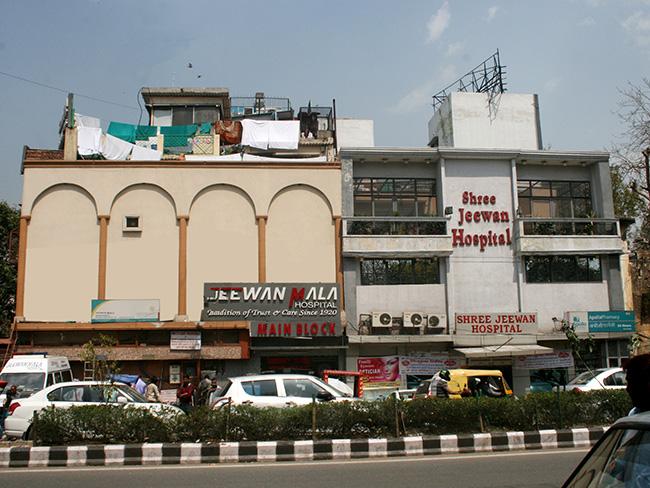 Shree Jeewan Mala Hospital (52 Bedded)
