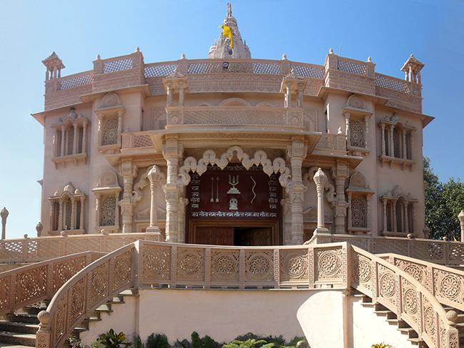 Khaki Baba Religious Complex