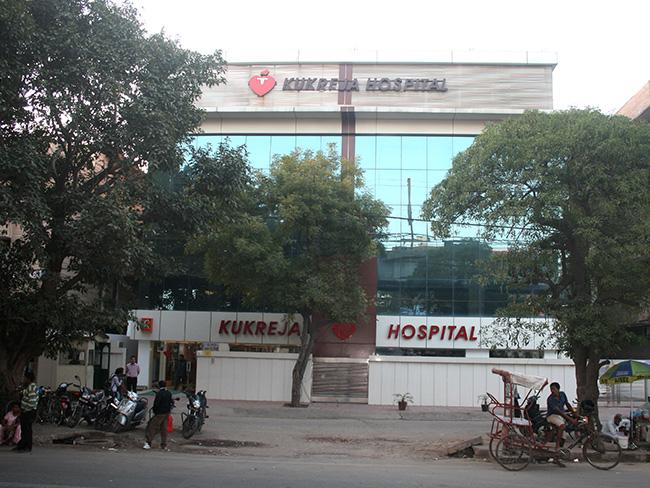 Kukreja Hospital & Heart Centre (120 Bedded)