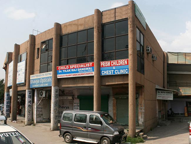 Local Shopping Centre Dilshad Garden