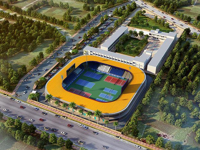 Mini Stadium