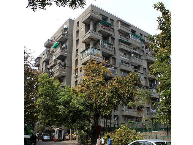 Mount Kailash Apartments