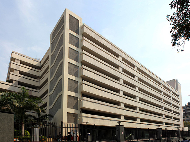 Multi-Level Car Parking – Nehru Place