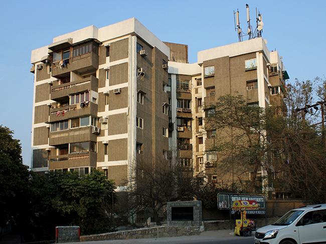 Qutab View Apartments