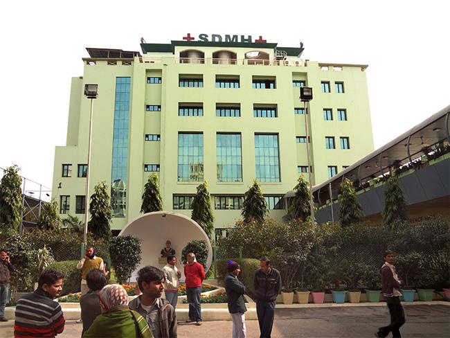 SDMH Hospital (550 Bedded)