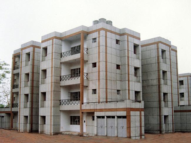 Scientist Apartment
