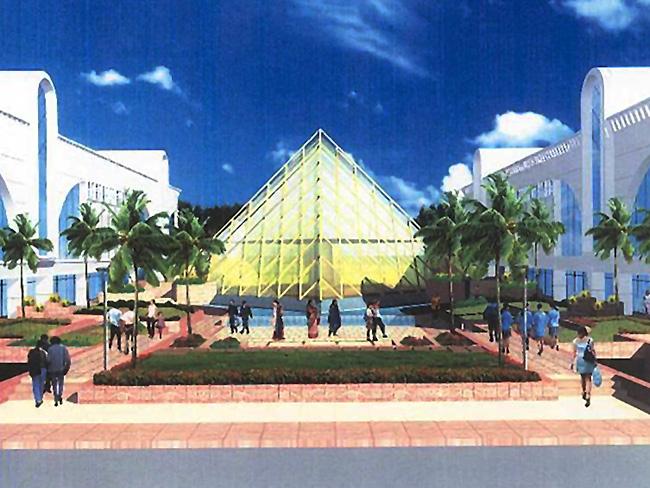 Vasant Kunj Commercial Centre
